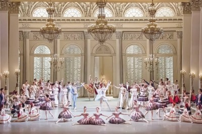 Russian ballet named beautiful Vaganova turns 280 years!