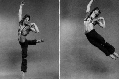 Mikhail Baryshnikov's Competition Solo from 1969  in Moscow. This performance won him the gold medal!